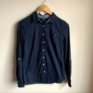 Tommy Hilfiger classic fit button up